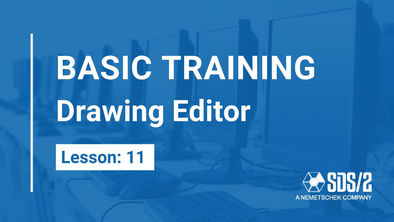 Lesson 11: Drawing Editor