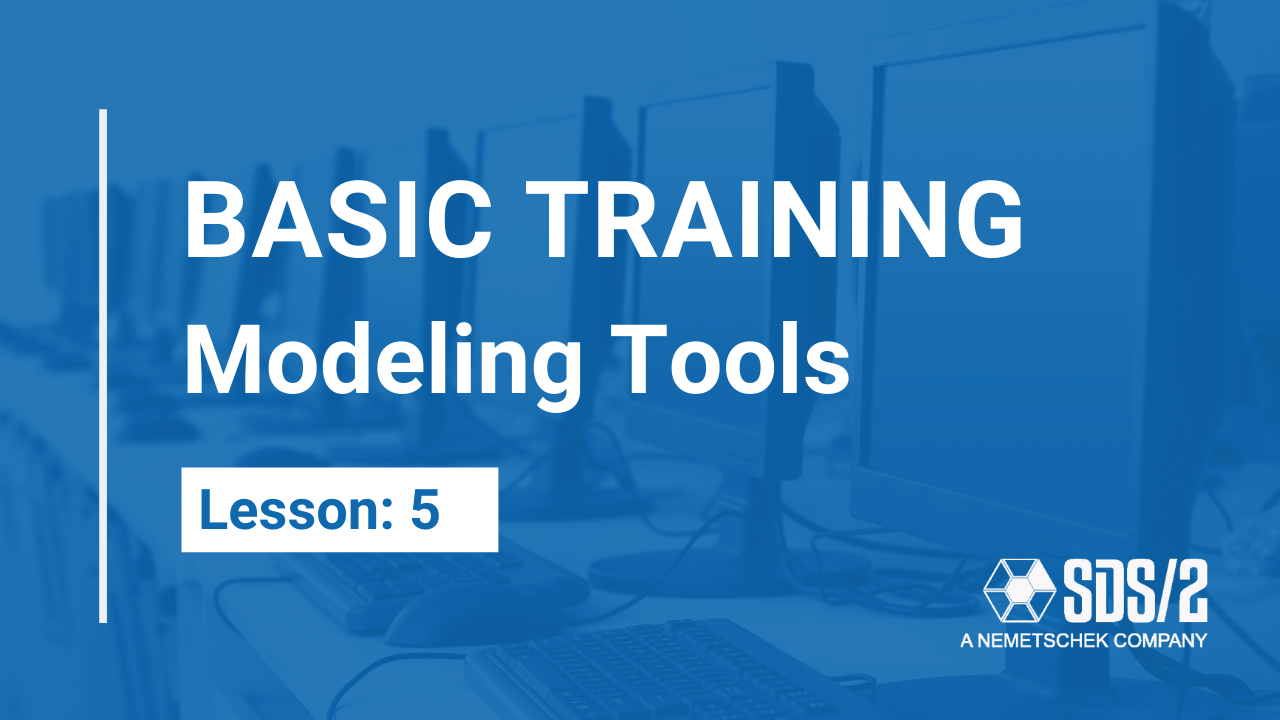 Lesson 5: Modeling Tools