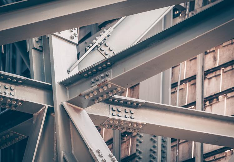 Joint of steel structure